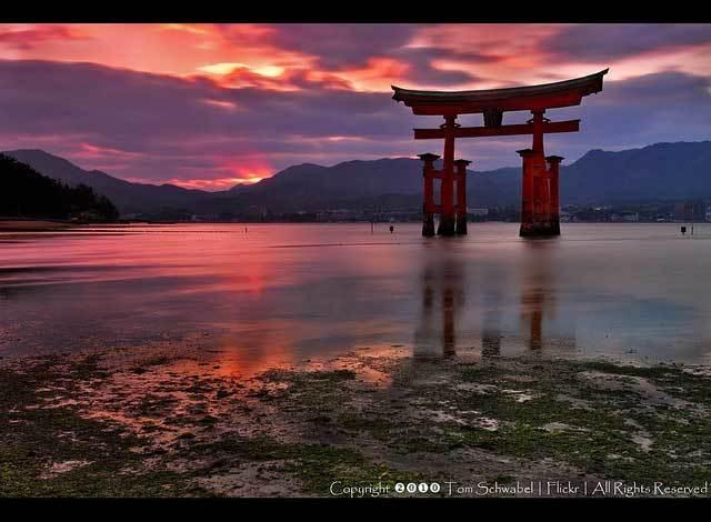 Красивые фото Японии (2)