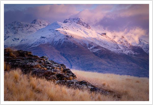 пейзажи Новой Зеландии