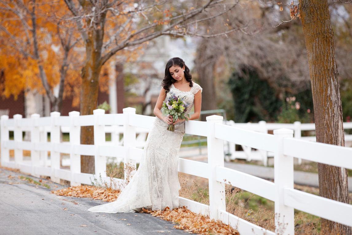 невеста осенью (2)
