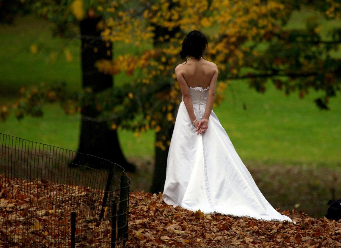 невеста осенью (3)
