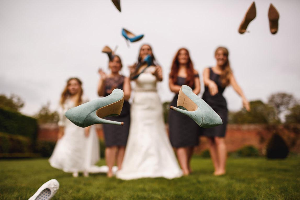 идеи для летней свадебной фотосессии
