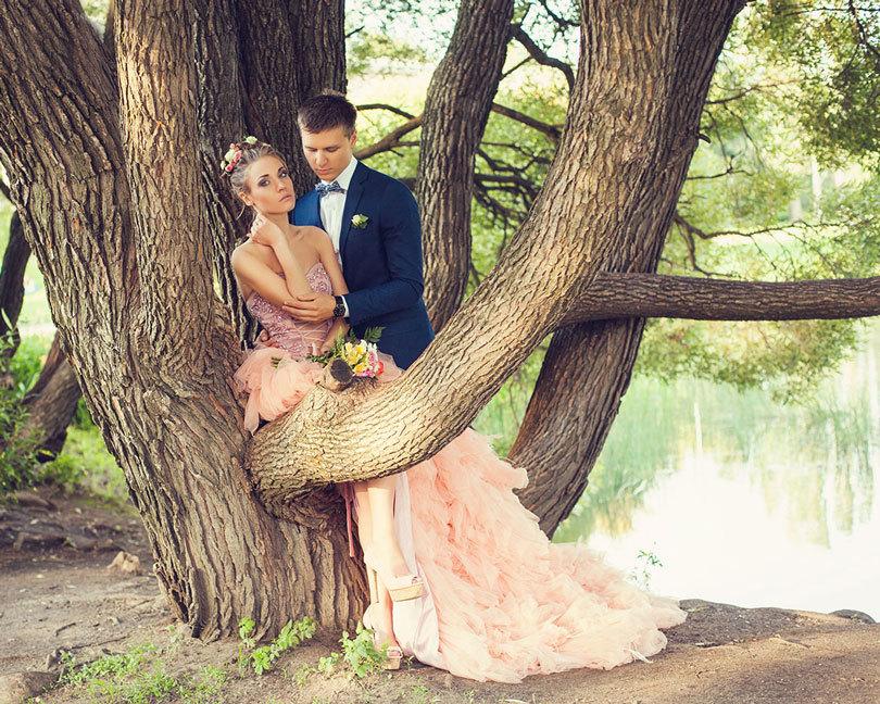 свадебная фотосессия идеи лето (4)