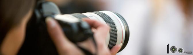 Карьера фотографа